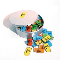 Clips metálicos personalizados